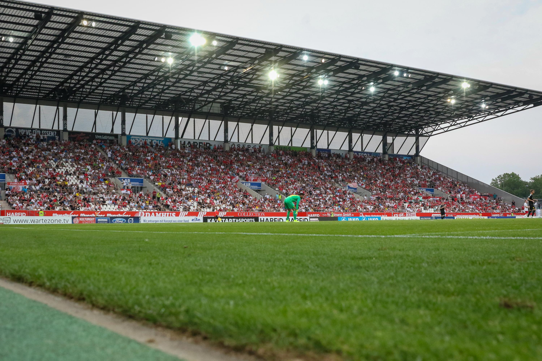 Nächste Marke geknackt: RWE zählt auf 6.500 Vereinsmitglieder. (Foto: Endberg)