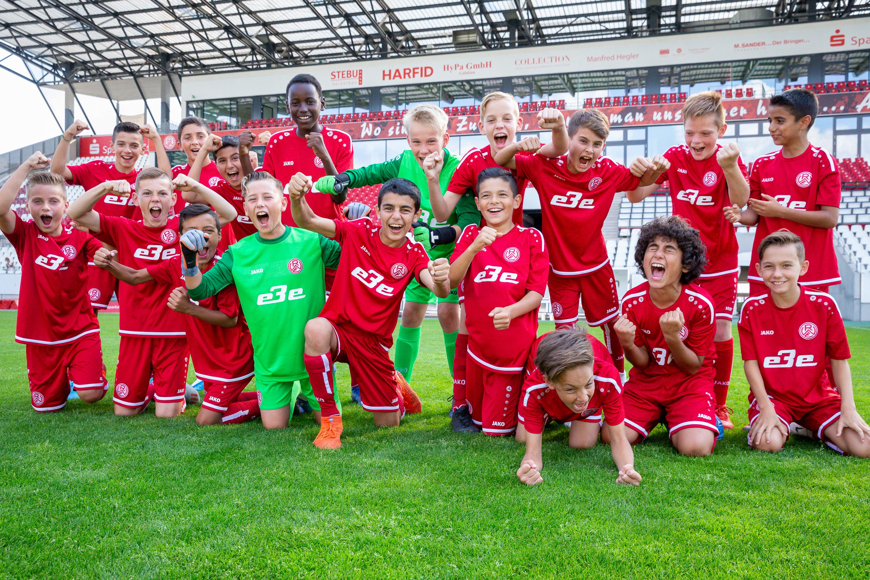 Erfolgreiches Turnier für die U12 in Erkrath (Foto:Endberg)
