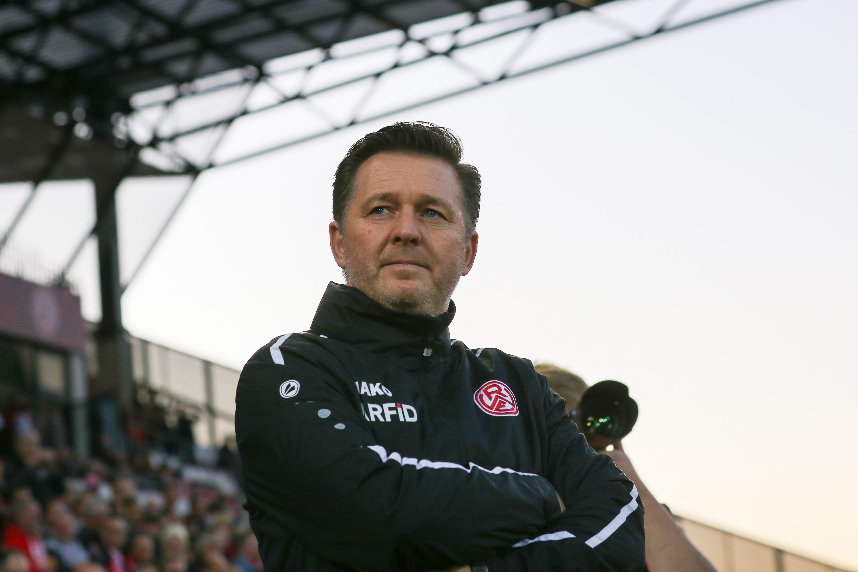Christian Titz ist nicht mehr Chef-Trainer von Rot-Weiss Essen. (Foto: Endberg)