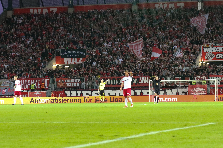 Nächstes Pokalspiel unter Flutlicht.(Foto:Endberg)