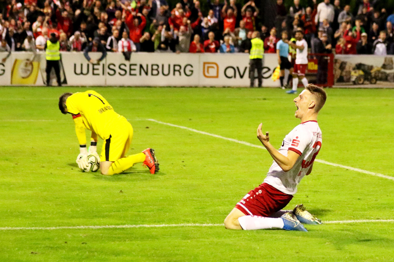 Mit 4:2 siegten die Rot-Weissen in der Lippstädter Liebelt-Arena. (Foto: Endberg)