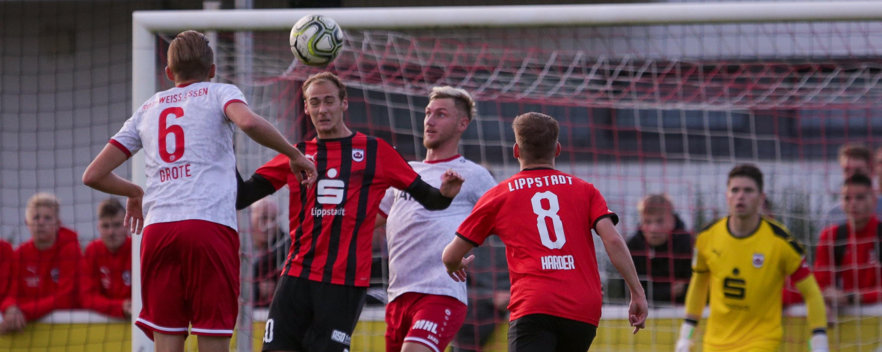 Das Hinspiel in Lippstadt konnte Rot-Weiss Essen mit 4:2 gewinnen. (Foto:Endberg)