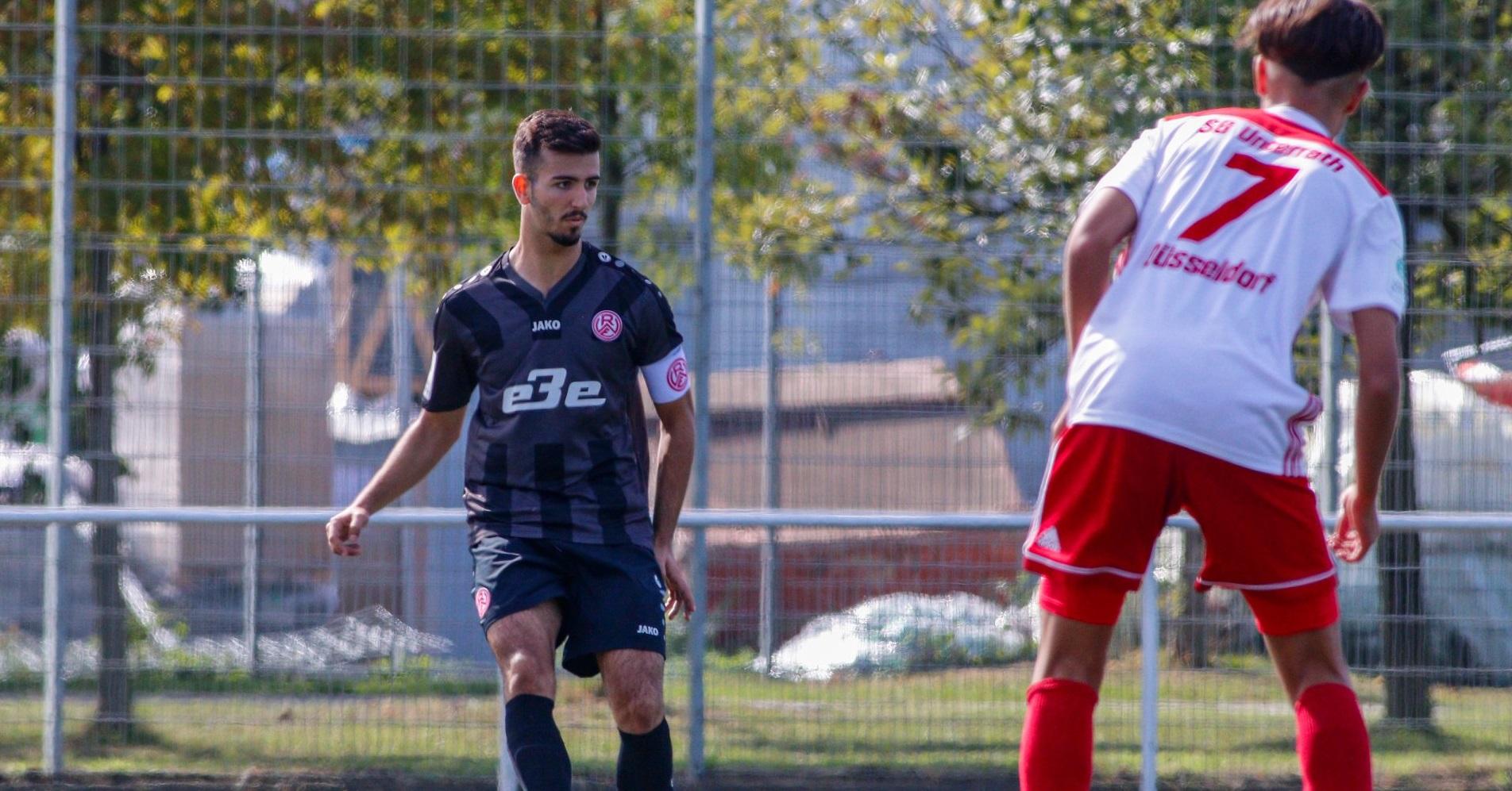 Das Spiel der U19 am kommenden Sonntag wurde auf die Anlage an der Seumannstraße verlegt. Anstoß ist um 13.30 Uhr. (Foto:Breilmannswiese)