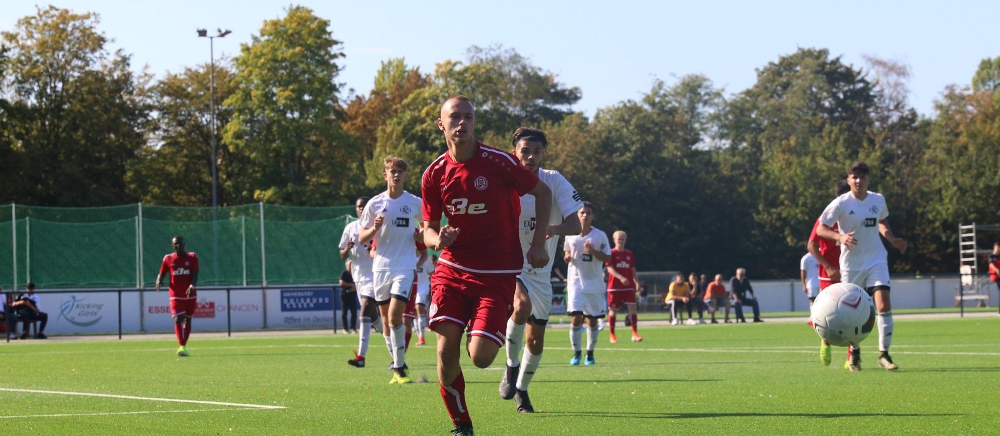 U19 mit Unentschieden im letzten Spiel des Jahres. (Foto: Breilmannswiese)