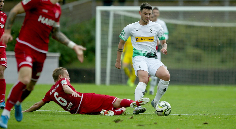 Mit 2:3 unterlagen die Rot-Weissen in Gladbach. (Foto: Endberg)
