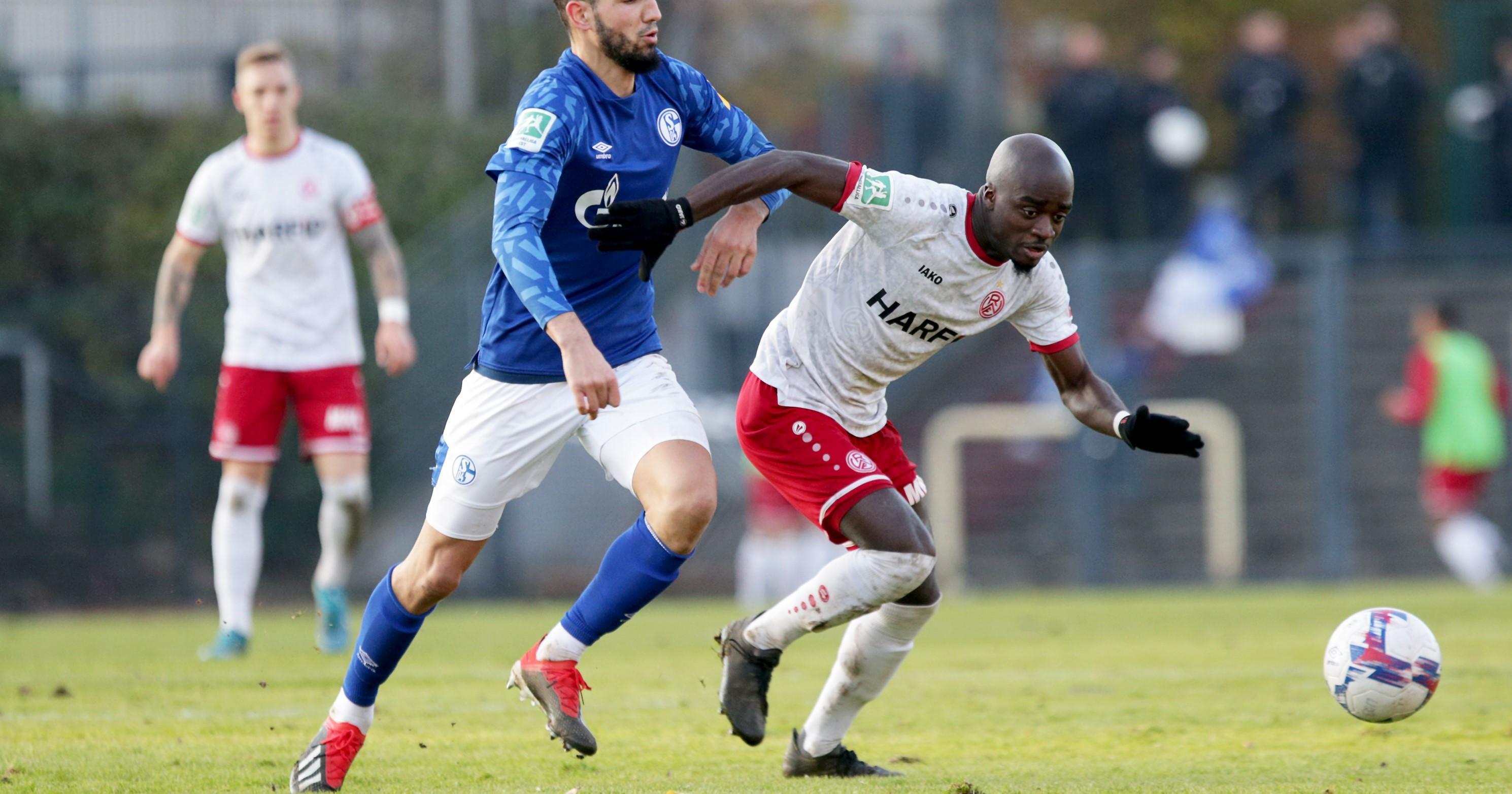 Ohne Tore endete das rot-weisse Auswärtsspiel in Wanne-Eickel. (Foto: Endberg)