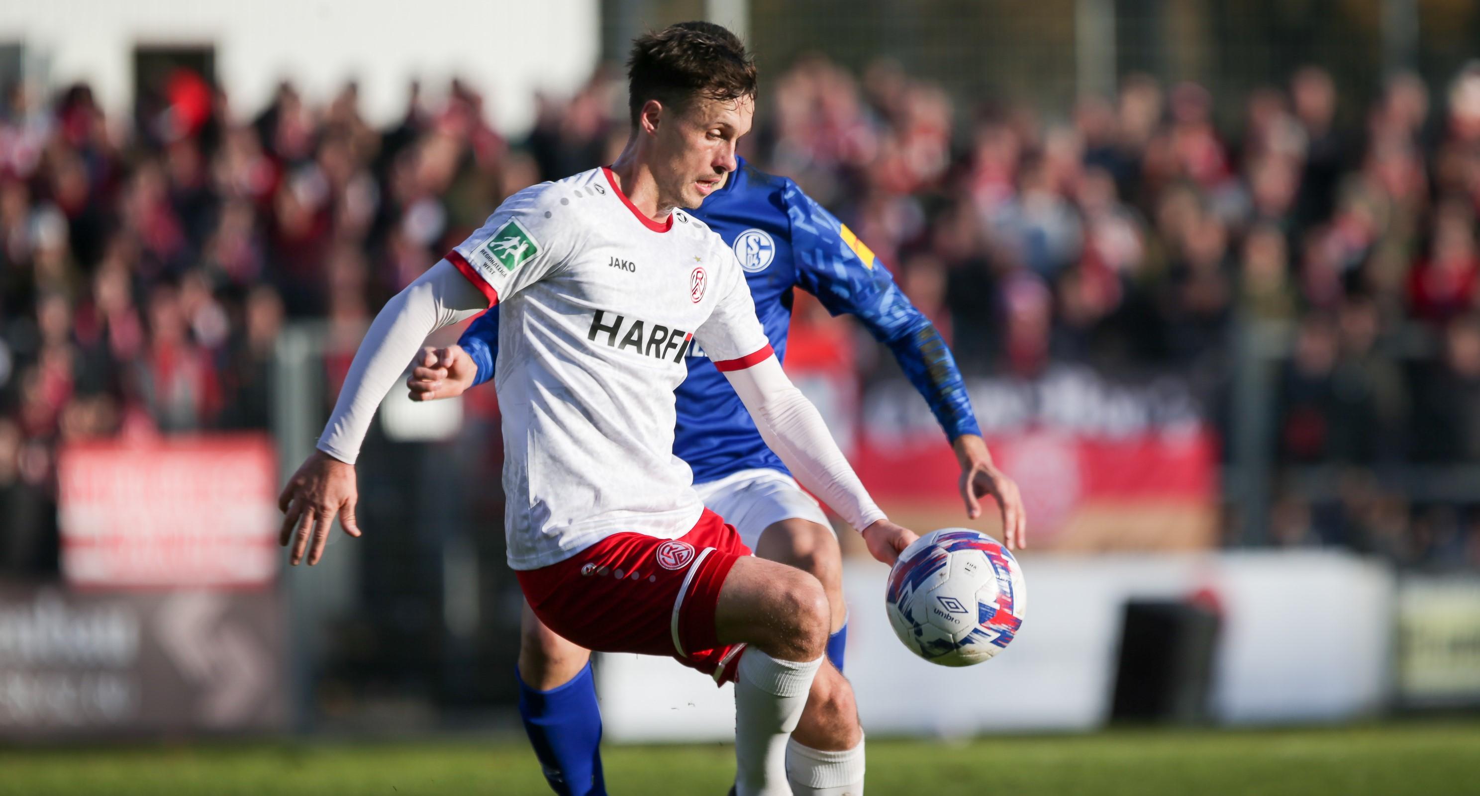 Am Samstag um 15.30 Uhr treffen Marcel Platzek und Co. im Gelsenkirchener Parkstadion auf die Reserve von Schalke 04.