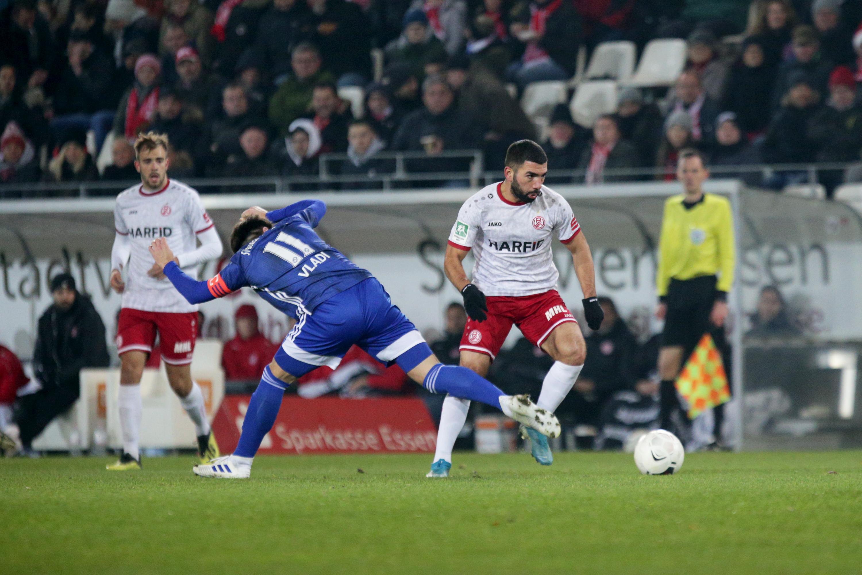 Souveräner Erfolg im Viertelfinale des Niederrheinpokals. (Foto: Endberg)