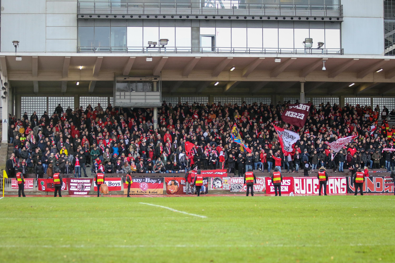 Das Spiel gegen den Bonner SC wurde um einen Tag nach hinten verlegt. (Foto:Endberg)