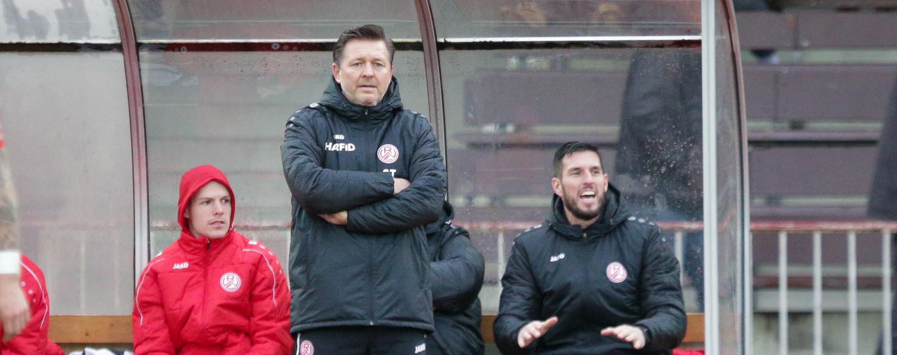 Morgen spielt Rot-Weiss Essen gegen die U21 des 1. FC Köln. (Foto:Endberg)