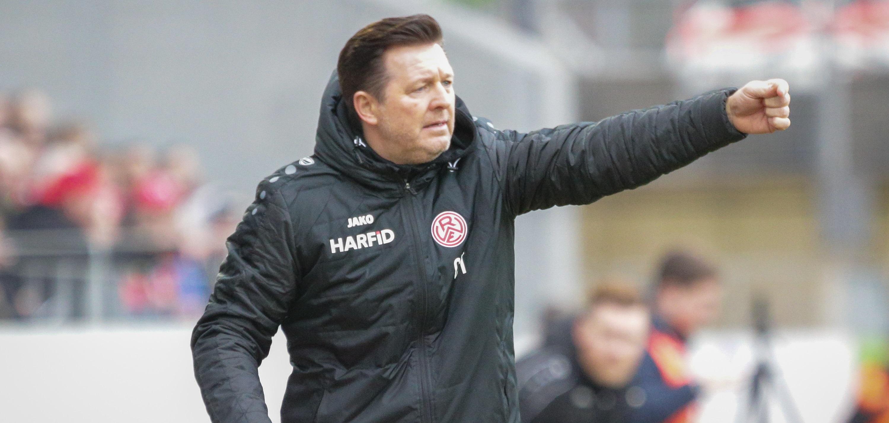 Am morgigen Freitag spielt das Team von Christian Titz gegen den SV Lippstadt. (Foto:Endberg)
