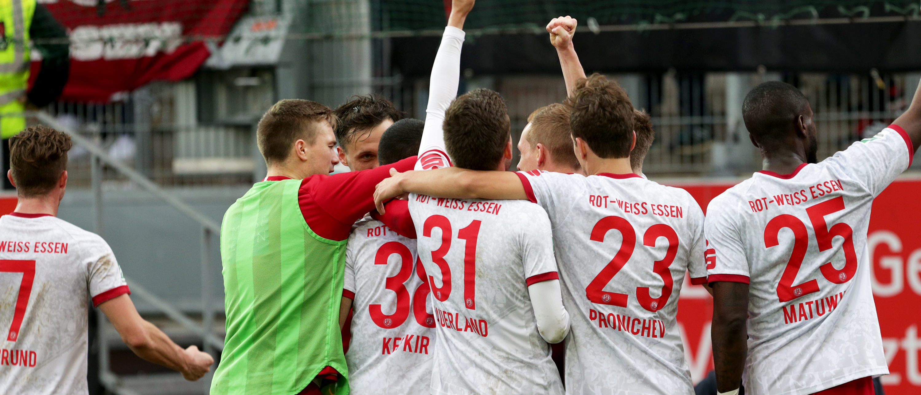 RWE schlägt RWO mit 1:0. (Foto:Endberg)