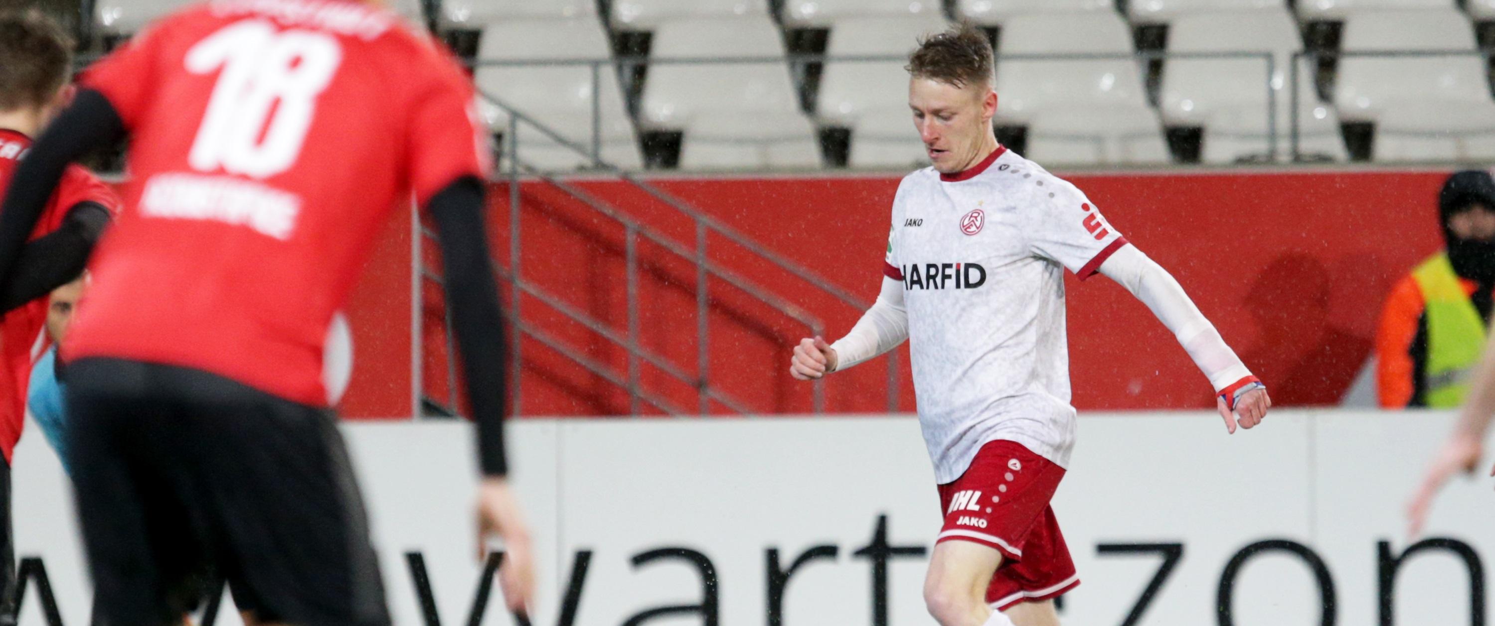 RWE hat sein Heimspiel gegen den SV Lippstadt mit 3:1 gewonnen. (Foto:Endberg)