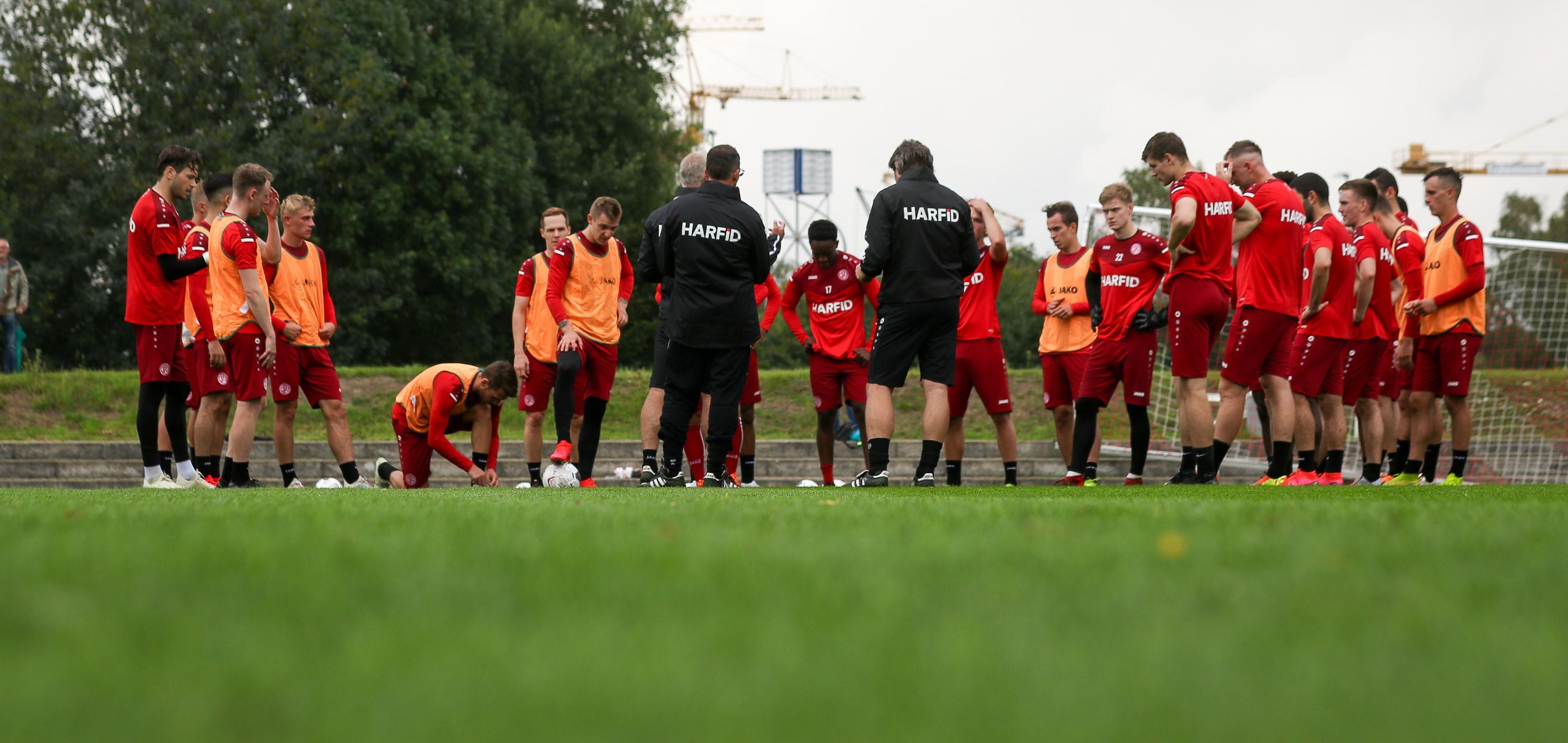 Am 8. August empfängt Rot-Weiss Essen TuS Ennepetal zum Testspiel. (Foto: Endberg)