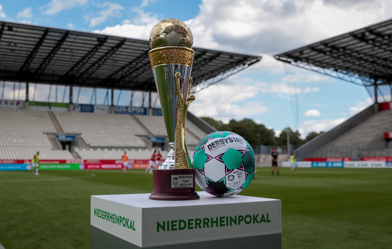 Objekt der Begierde: Im Mai wird der Wettbewerb um den Niederrheinpokal wieder aufgenommen. (Foto: Endberg)
