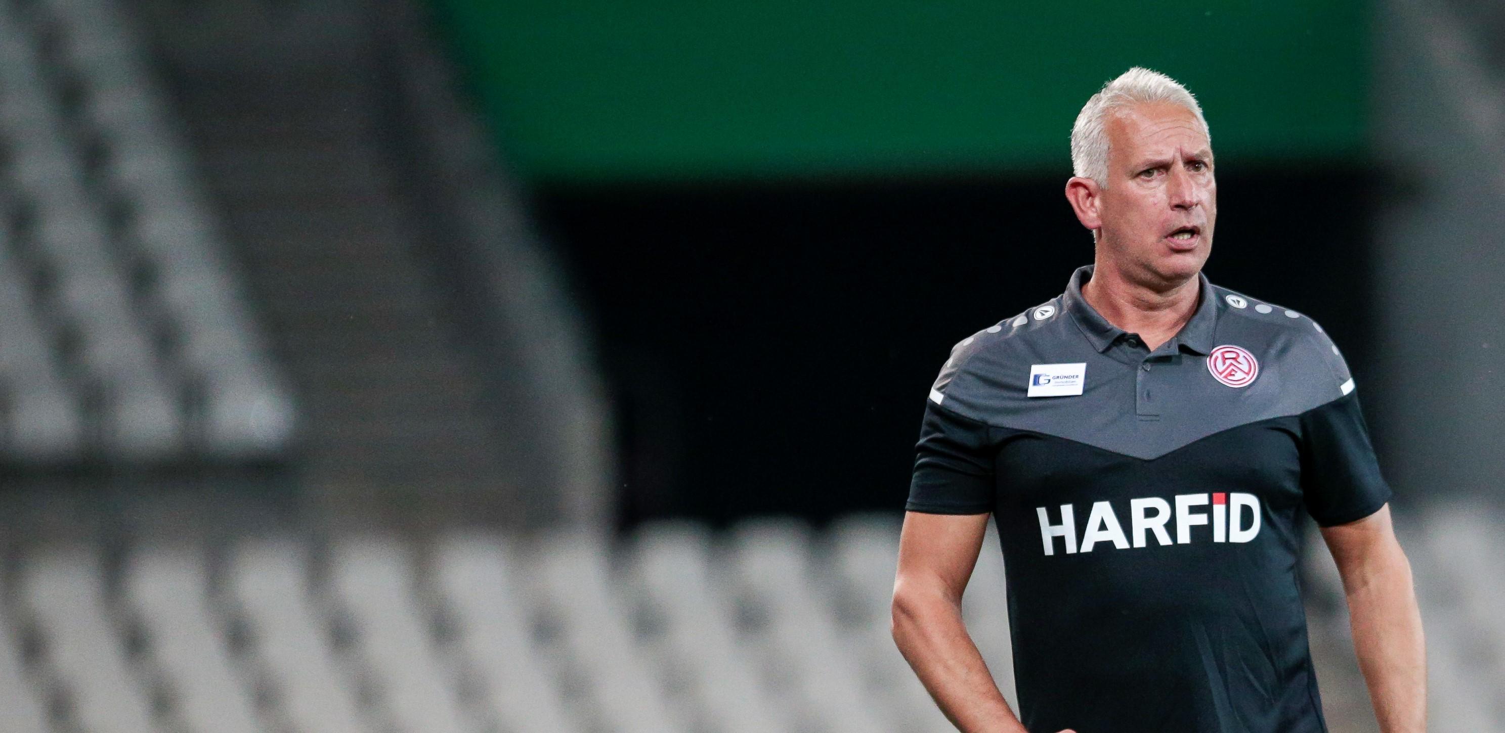 RWE-Chef-Trainer Christian Neidhart spricht im Interview über den kommenden Gegner, die U21 des 1. FC Köln.