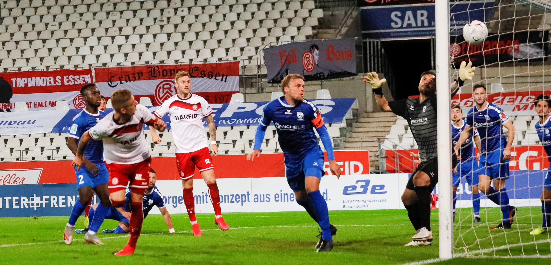 RW Ahlen kassierte in dieser Saison schon 51 Gegentreffer, darunter drei an der Hafenstraße. (Foto: Endberg)