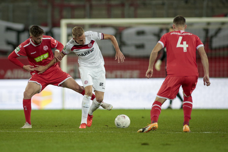 Flutlichtspiel: RWE gastiert am 26. Februar um 19.00 Uhr bei Fortuna Düsseldorfs U23. (Foto: Endberg)