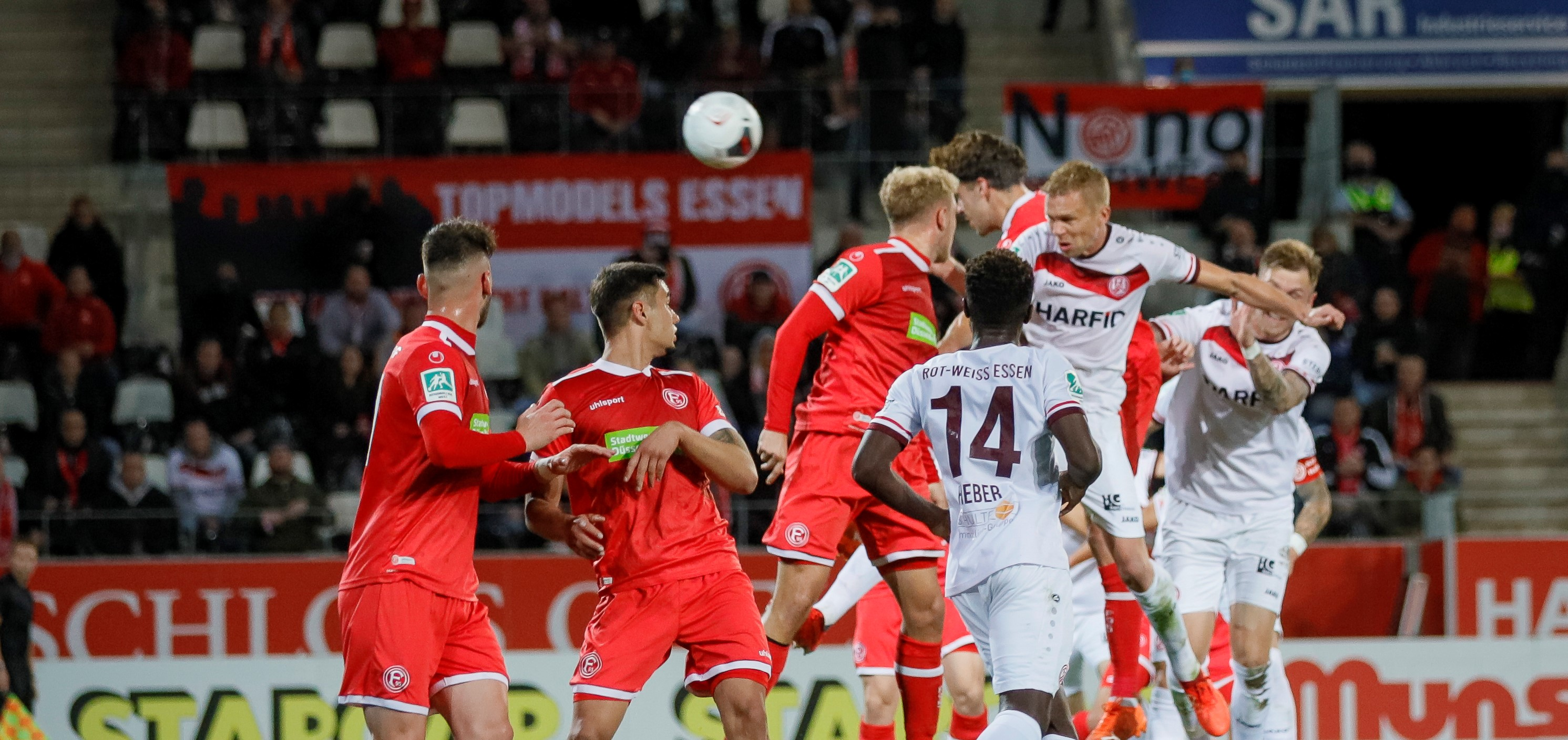 Zeit für das Rückspiel: Morgenabend ist RWE zu Gast bei der U23 von Fortuna Düsseldorf. (Foto: Endberg)