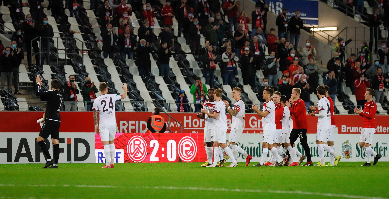 Zum bevorstehenden letzten Heimspiel der Saison bekommt die Hafenstraße einen Teil ihrer Fans zurück. (Foto: Endberg)