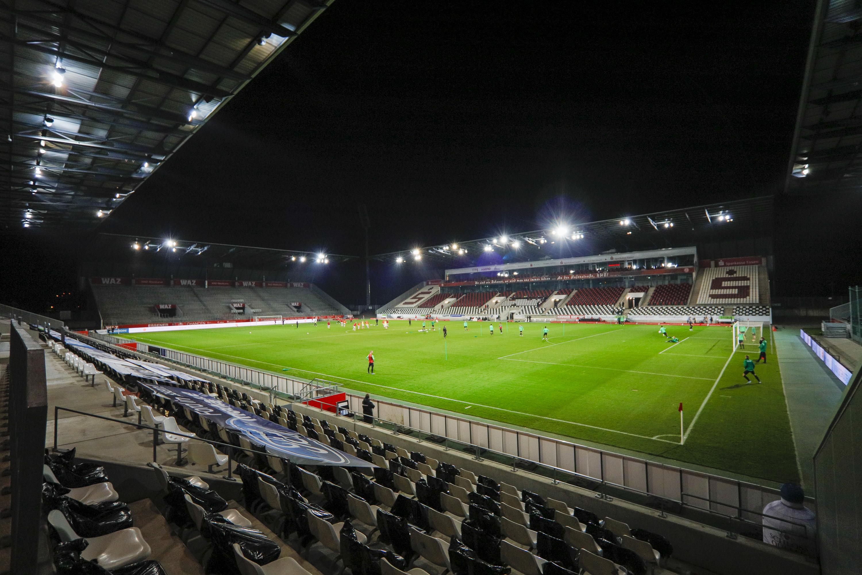 Das Spiel zwischen Rot-Weiss Essen und dem SV Lippstadt fällt aus. (Foto: Endberg)