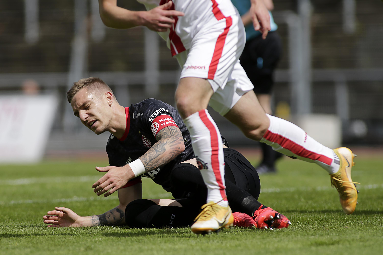 RWE verliert bei der U21 vom 1. FC Köln mit 1:2. (Foto: Endberg)