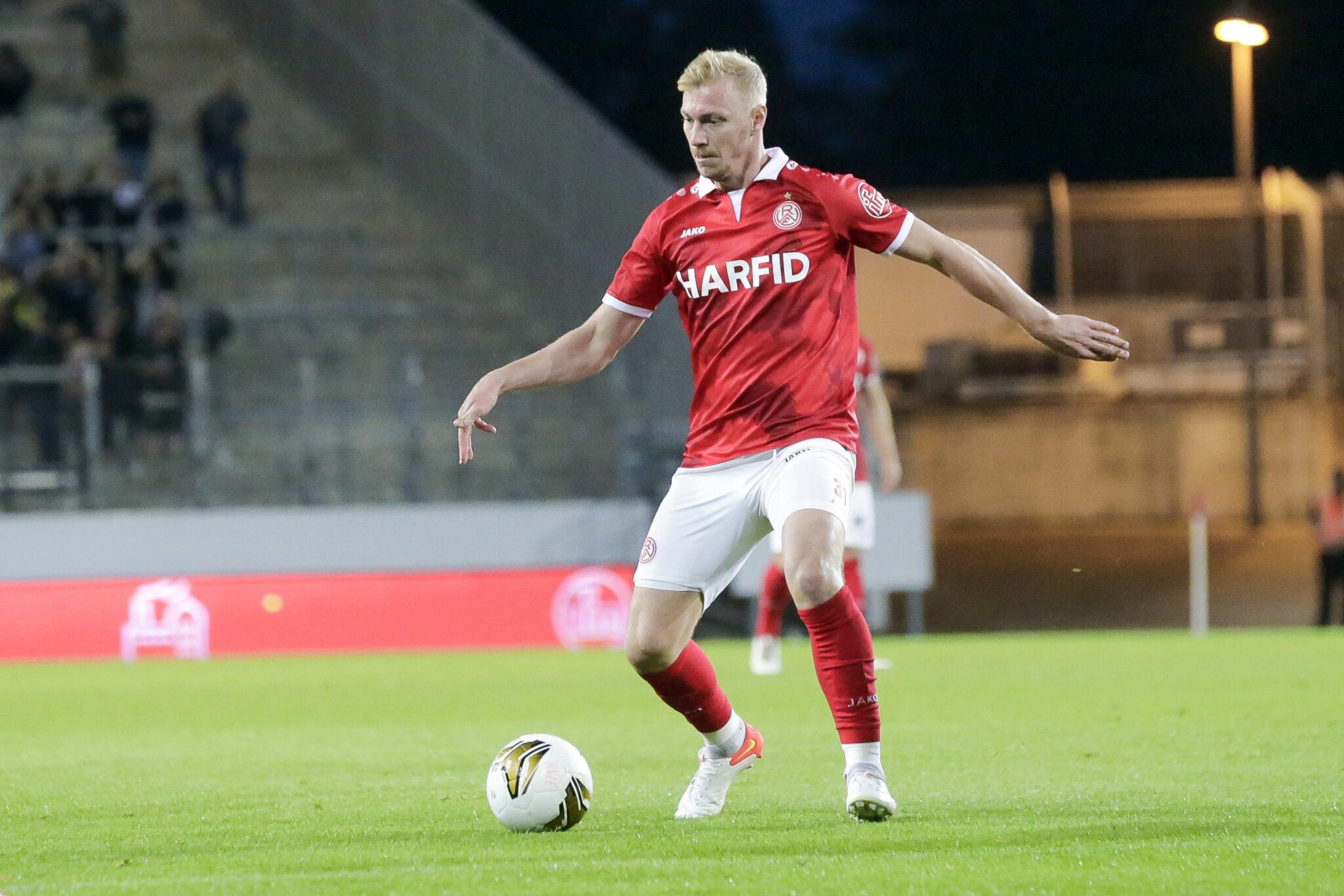 Sören Eismann wechselt zurück zum TSV Steinbach – Rot-Weiss Essen