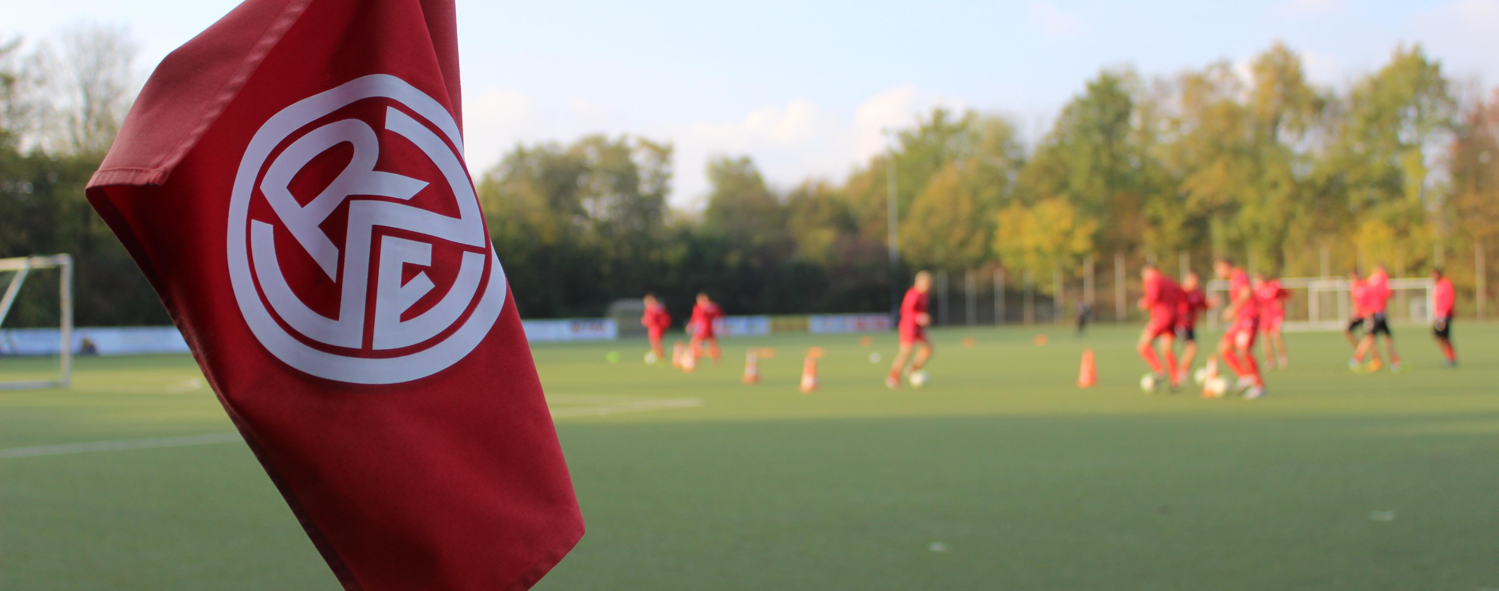 Die Partie der U19 gegen den TSV Ronsdorf musste abgesagt werden.