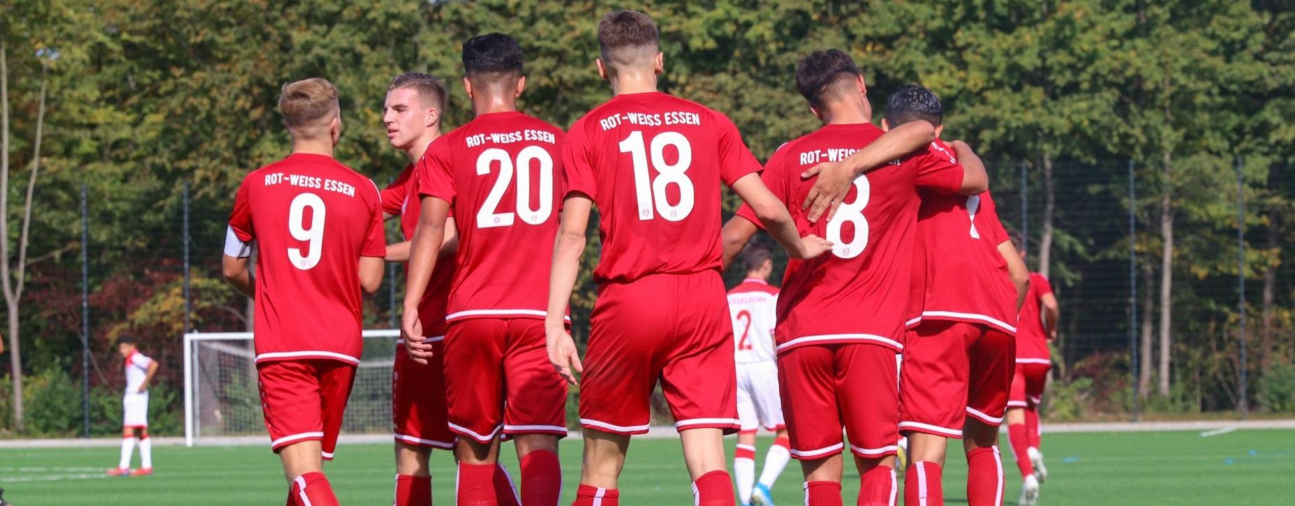 U17 gelingt auch im fünften Spiel ein Sieg. (Foto: Breilmannswiese)