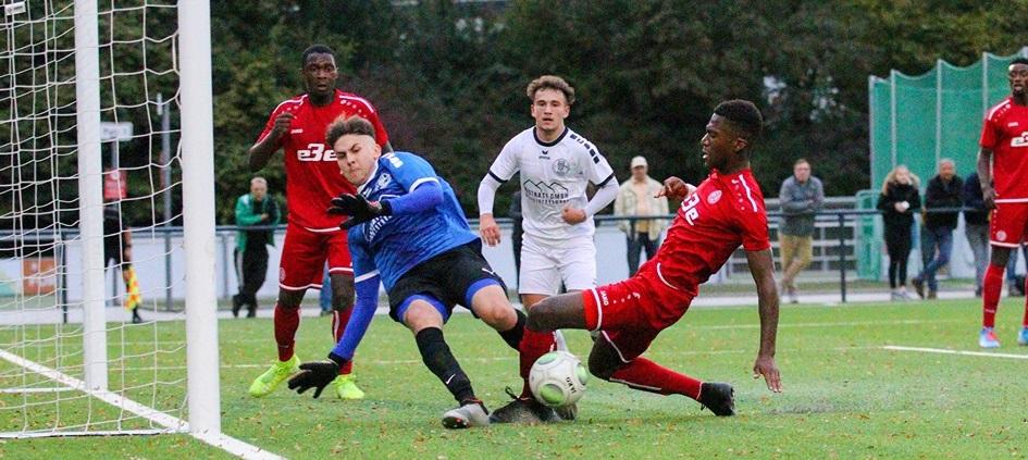 U19 feiert Derbysieg gegen ETB. (Foto: Breilmannswiese)