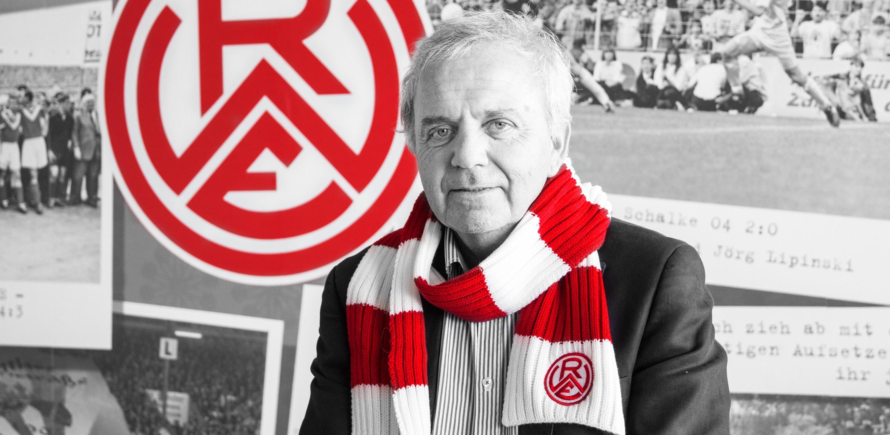 Herzlichen Glückwunsch, Bernd Schmalhausen.