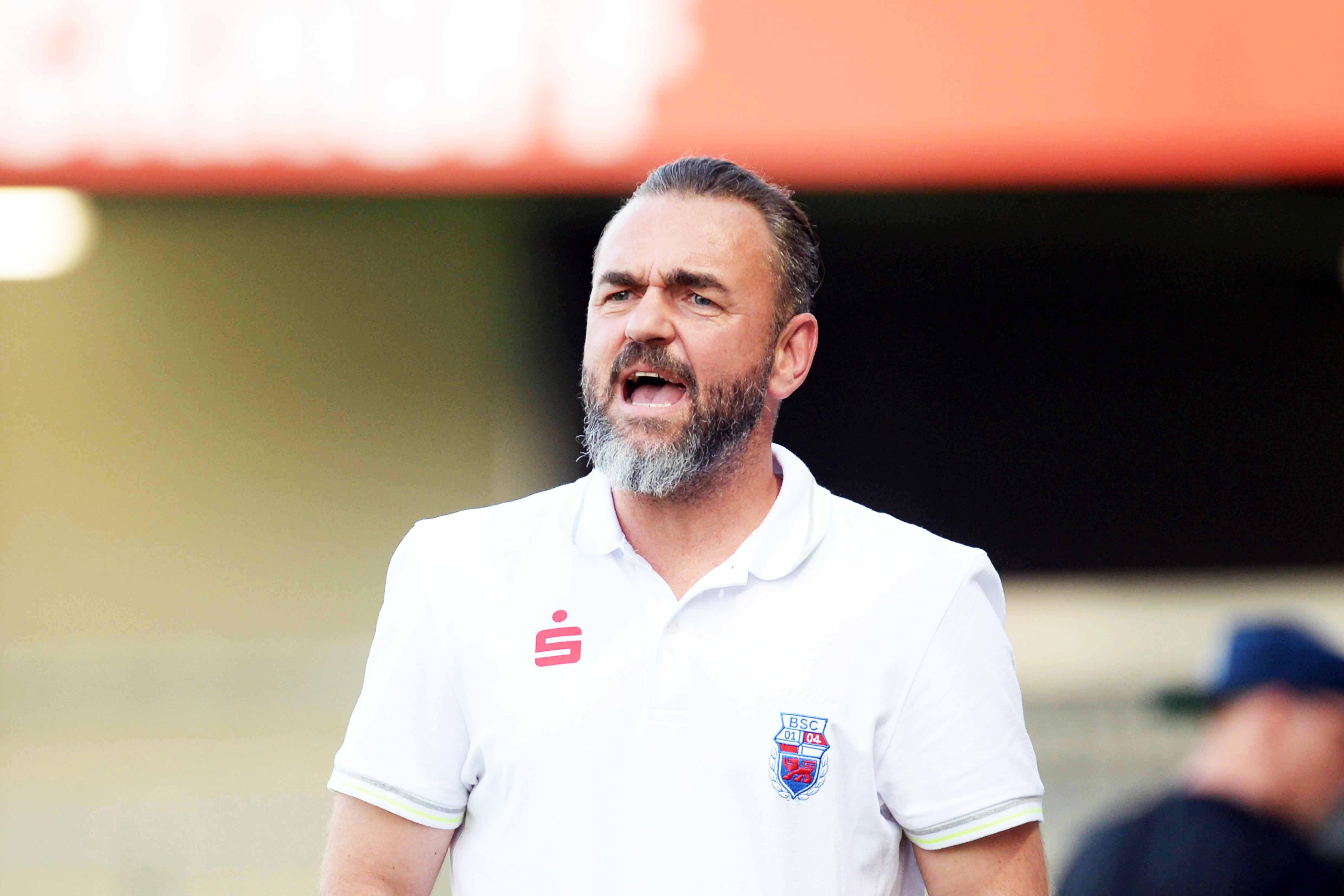 Thorsten Nehrbauer ist seit dieser Saison Trainer beim Bonner SC.
