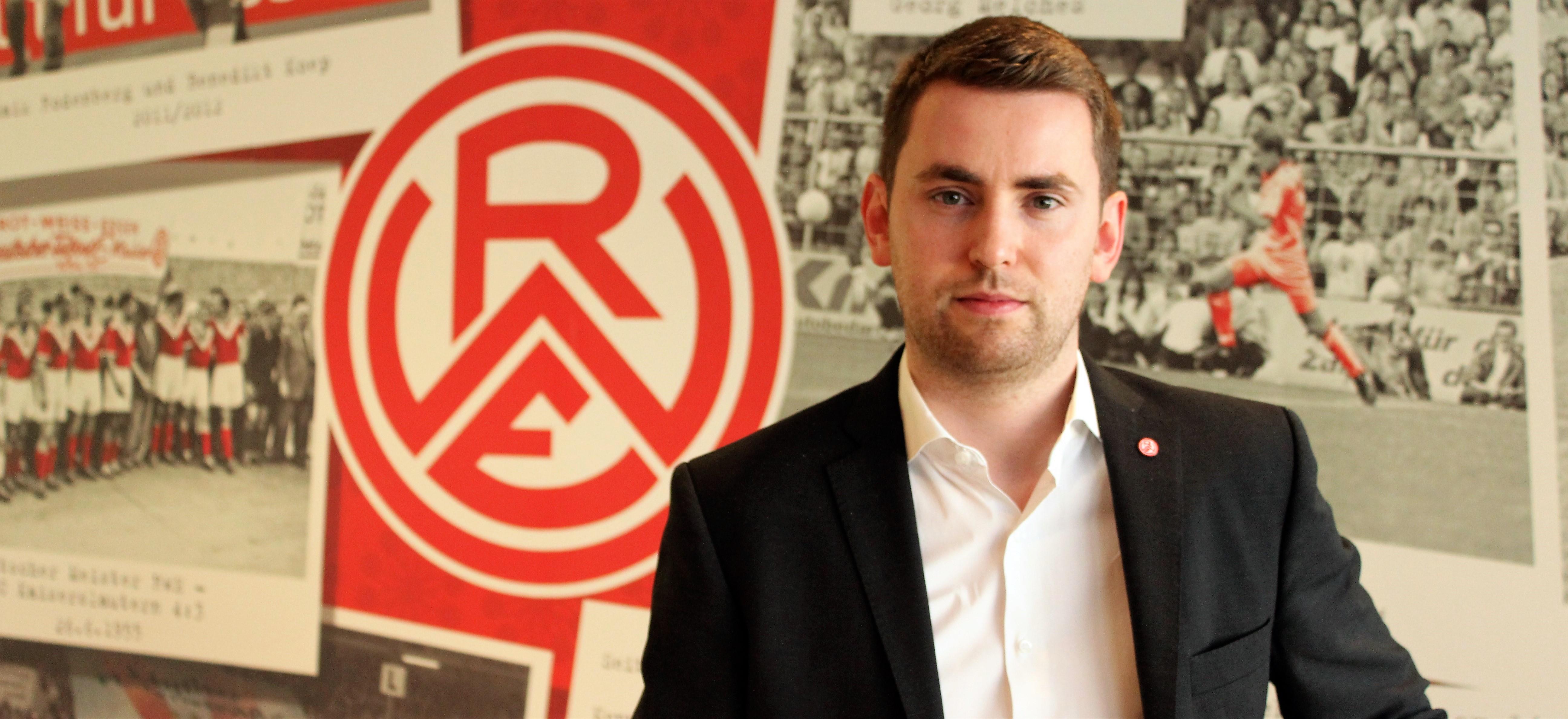 Daniel Elzer ist neuer Leiter der Abteilung Sponsoring, Vertrieb und Einkauf.