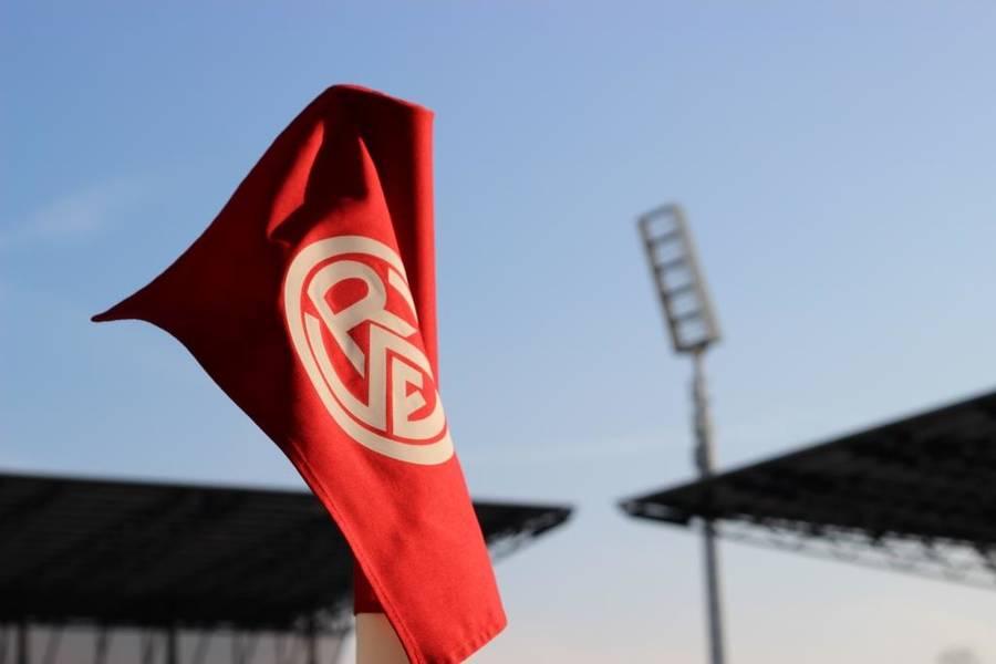 Das Spiel gegen den KFC Uerdingen kann aufgrund der Witterungsverhältnisse leider nicht stattfinden. (Foto: RWE)