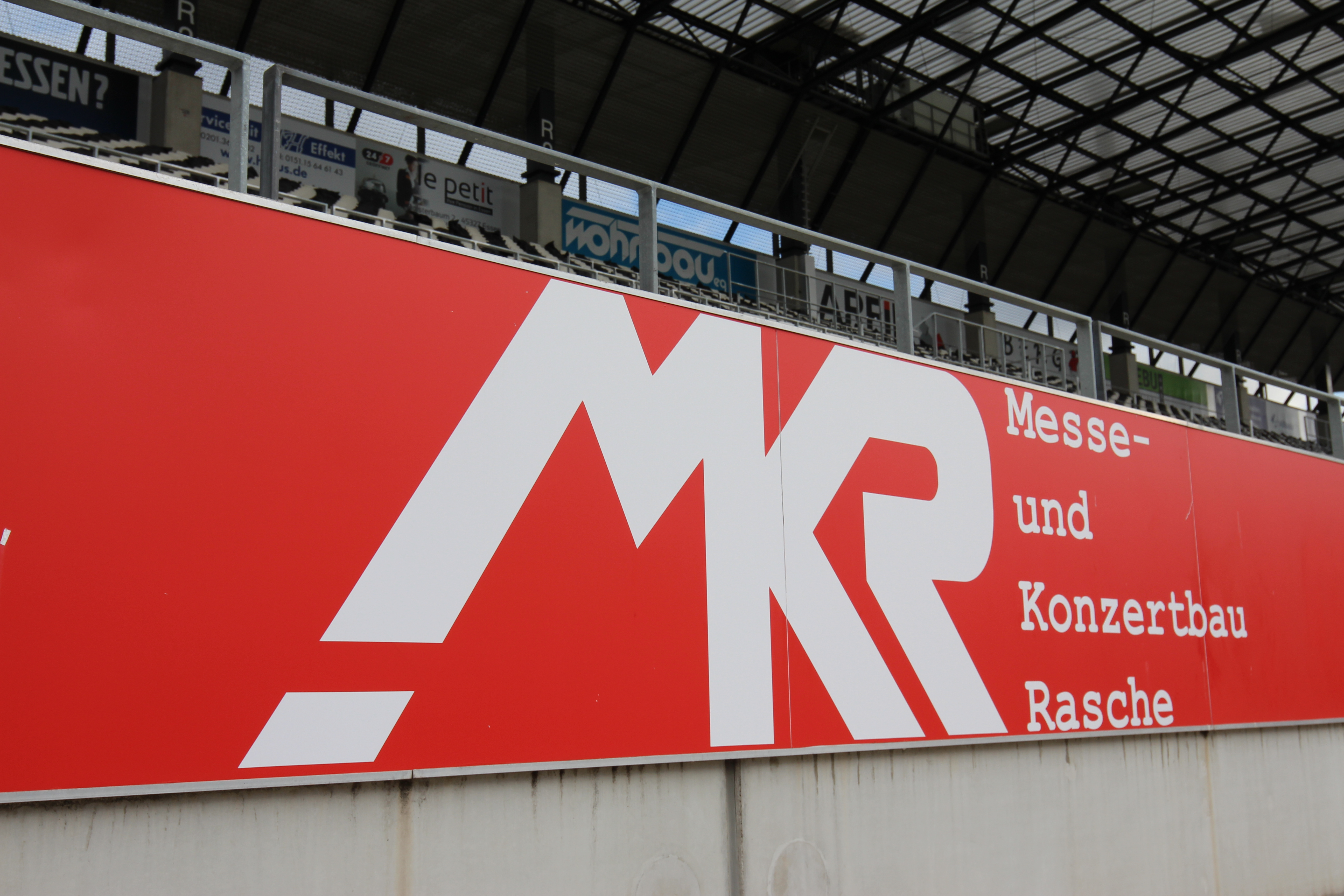 Auch an der Hafenstraße vertreten: Business-Partner MKR.