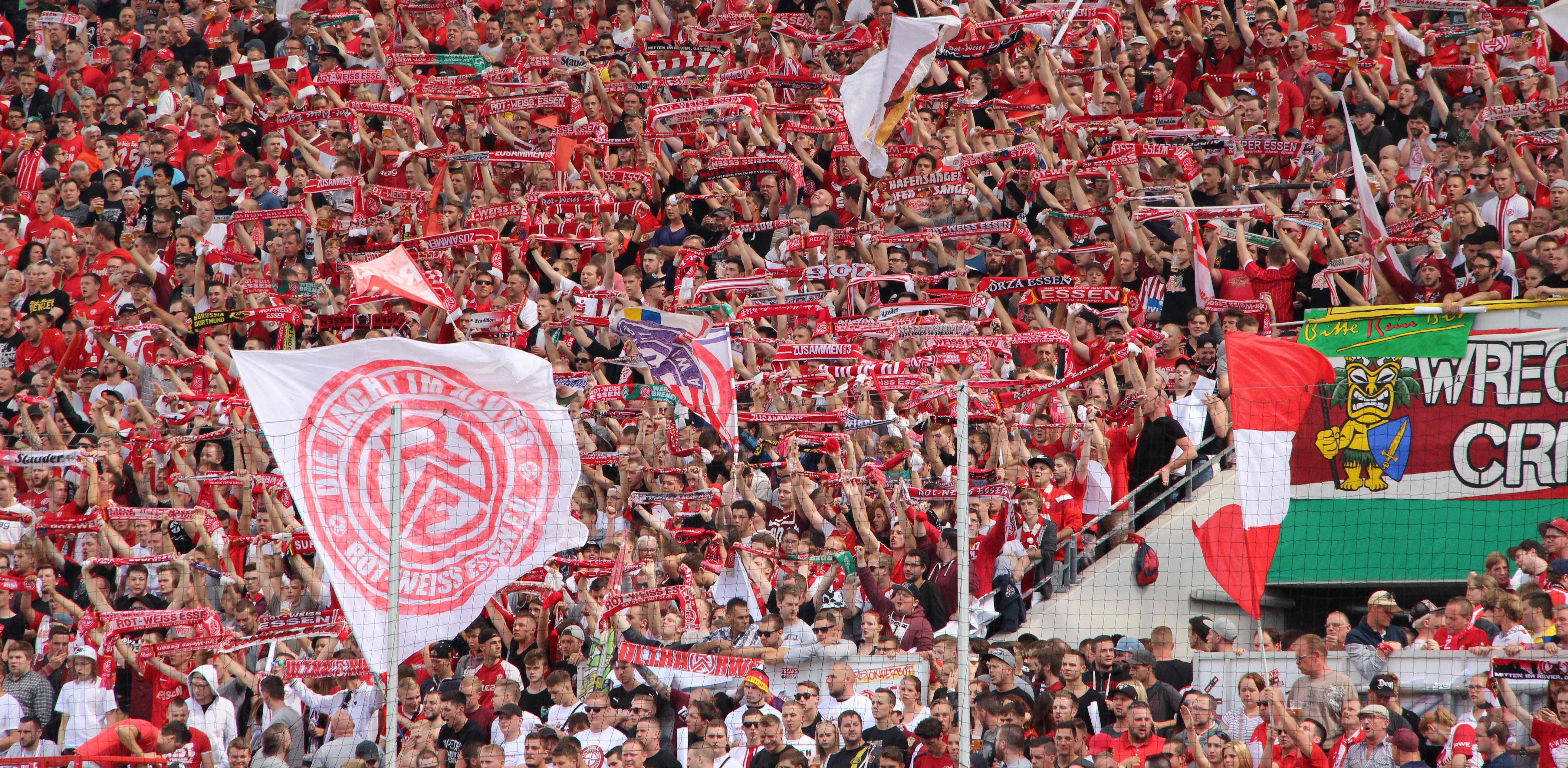 Der Vorverkauf für das Niederrheinpokal-Halbfinale gegen TV Jahn Hiesfeld startet am Donnerstag.