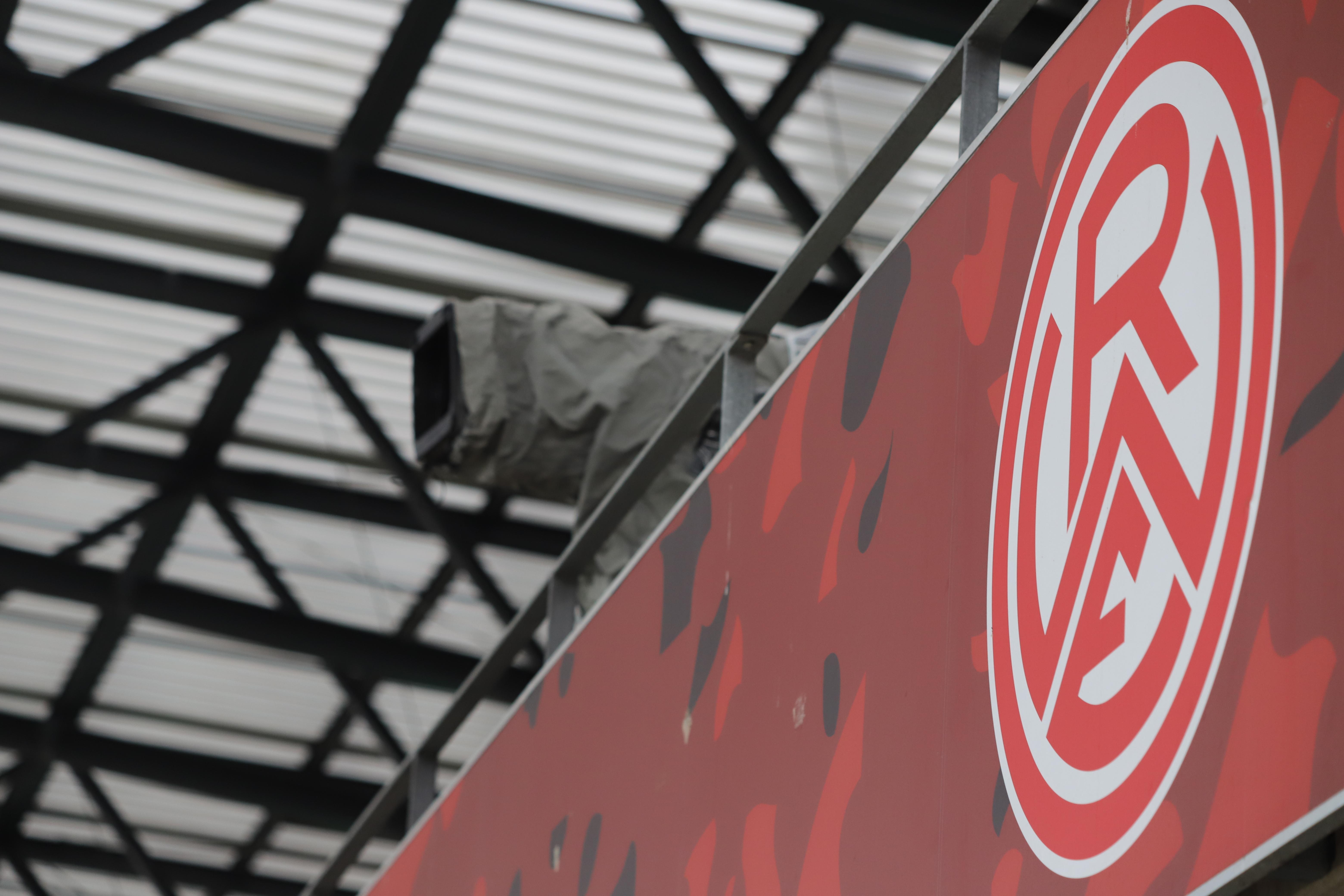 Der Pay-TV-Sender Sky Sport überträgt das Duell gegen die Störche live im TV. (Foto: Poerting/RWE)