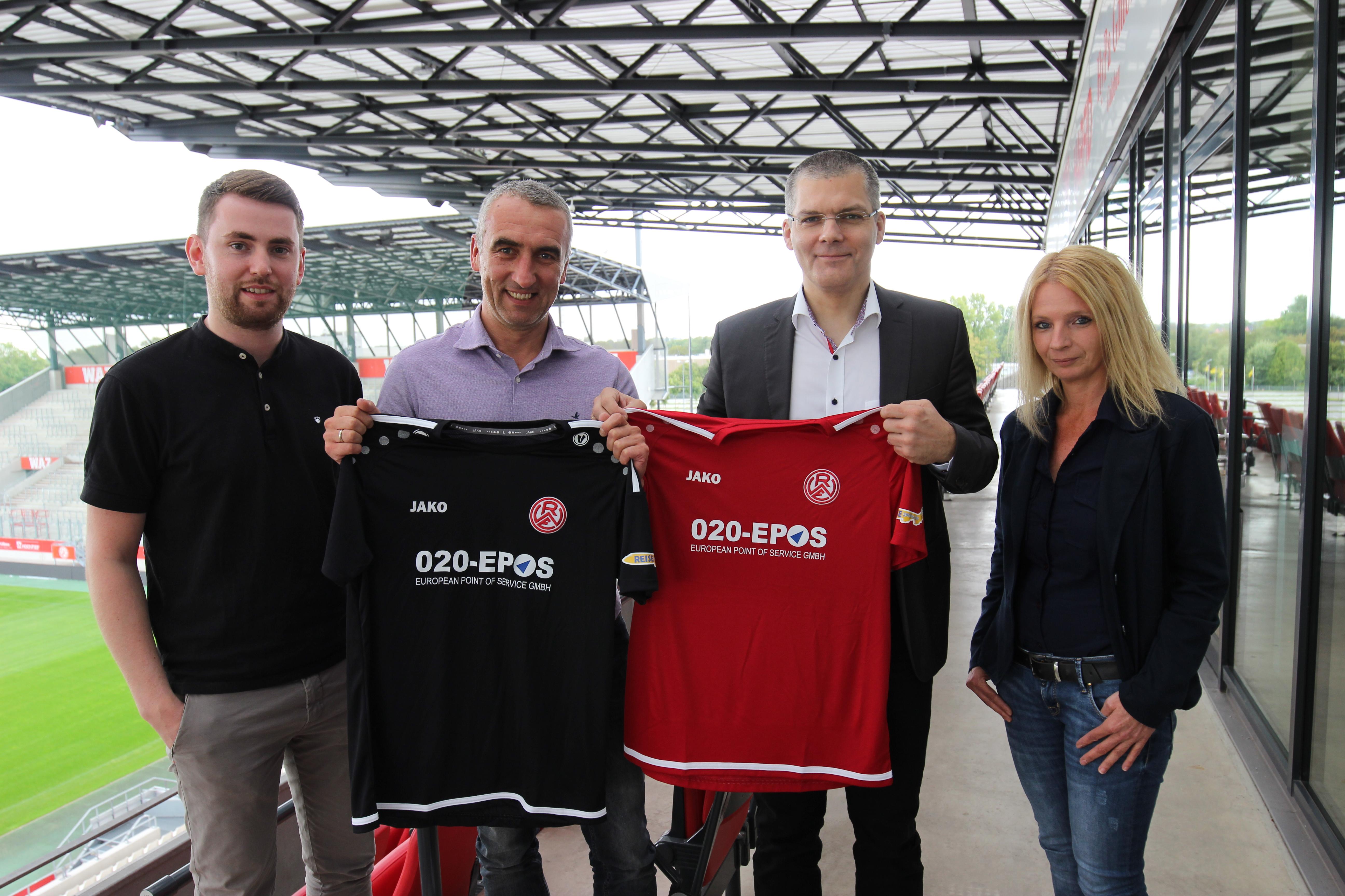EPOS bleibt weiterhin Top-Partner von Rot-Weiss Essen.