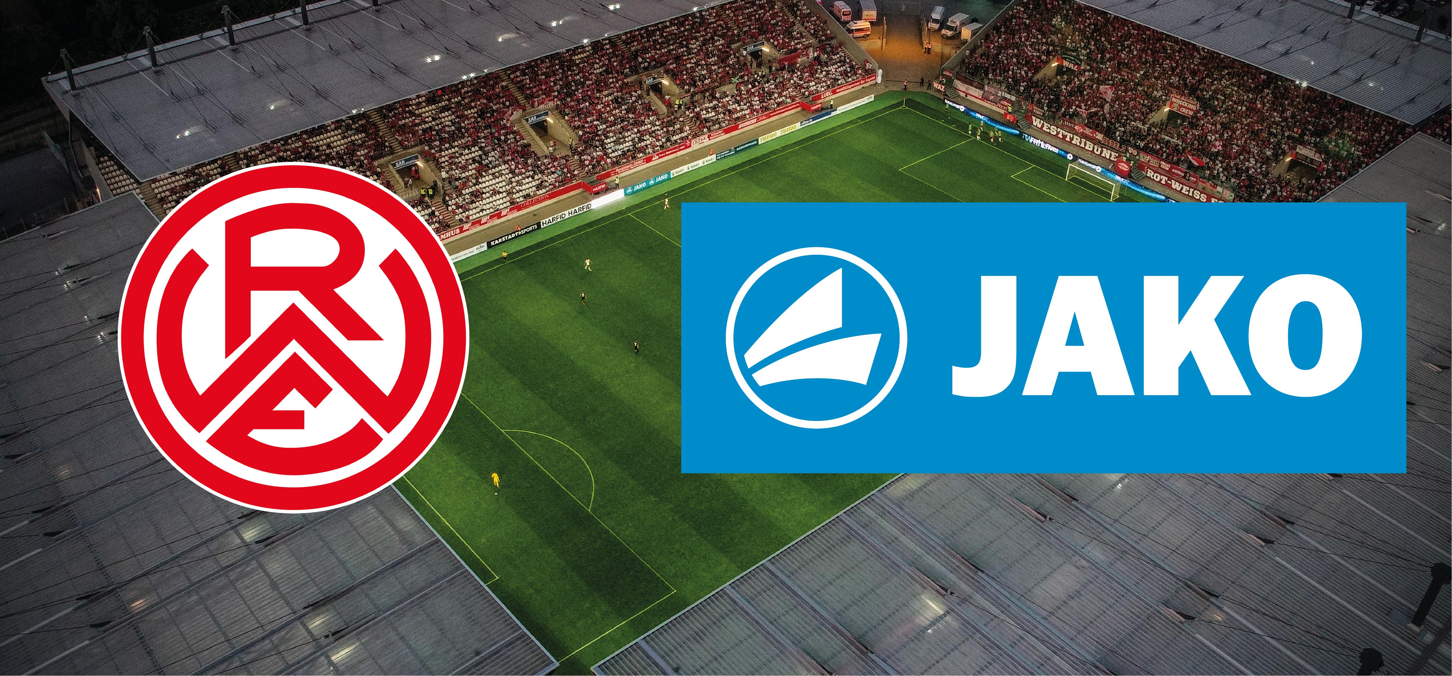 Jako bleibt auch in den kommenden drei Spielzeiten Ausrüster von Rot-Weiss Essen.