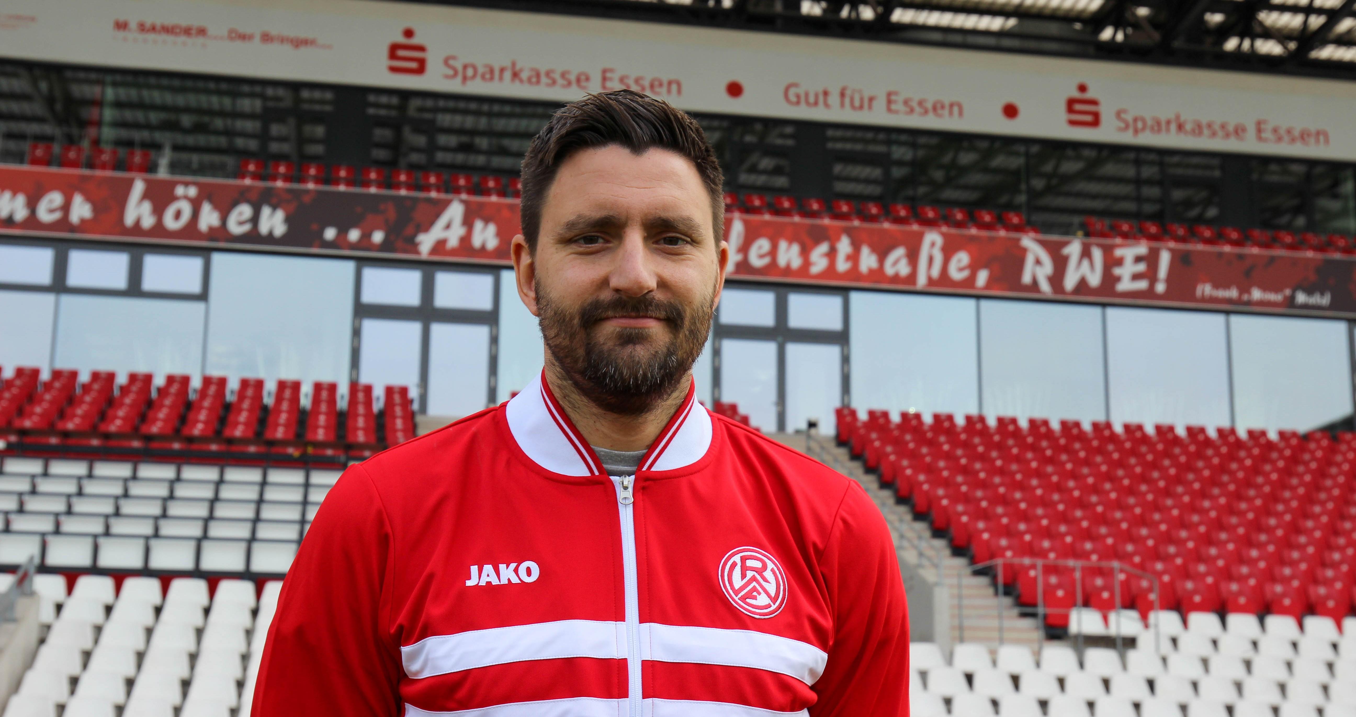 André Kilian wird Co-Trainer an der Hafenstraße.