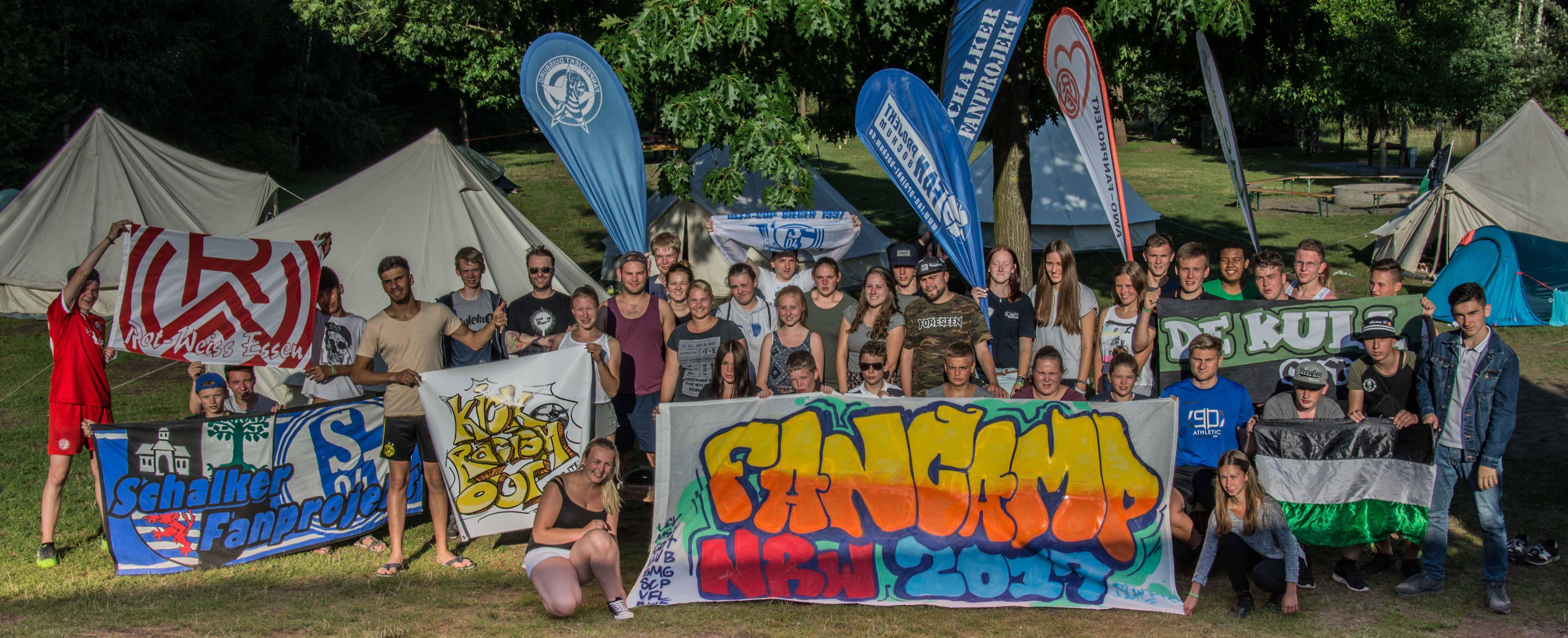 Vom 24. bis 28. Juli bietet das AWO-Fanprojekt wieder das Sommercamp für Jugendliche an.