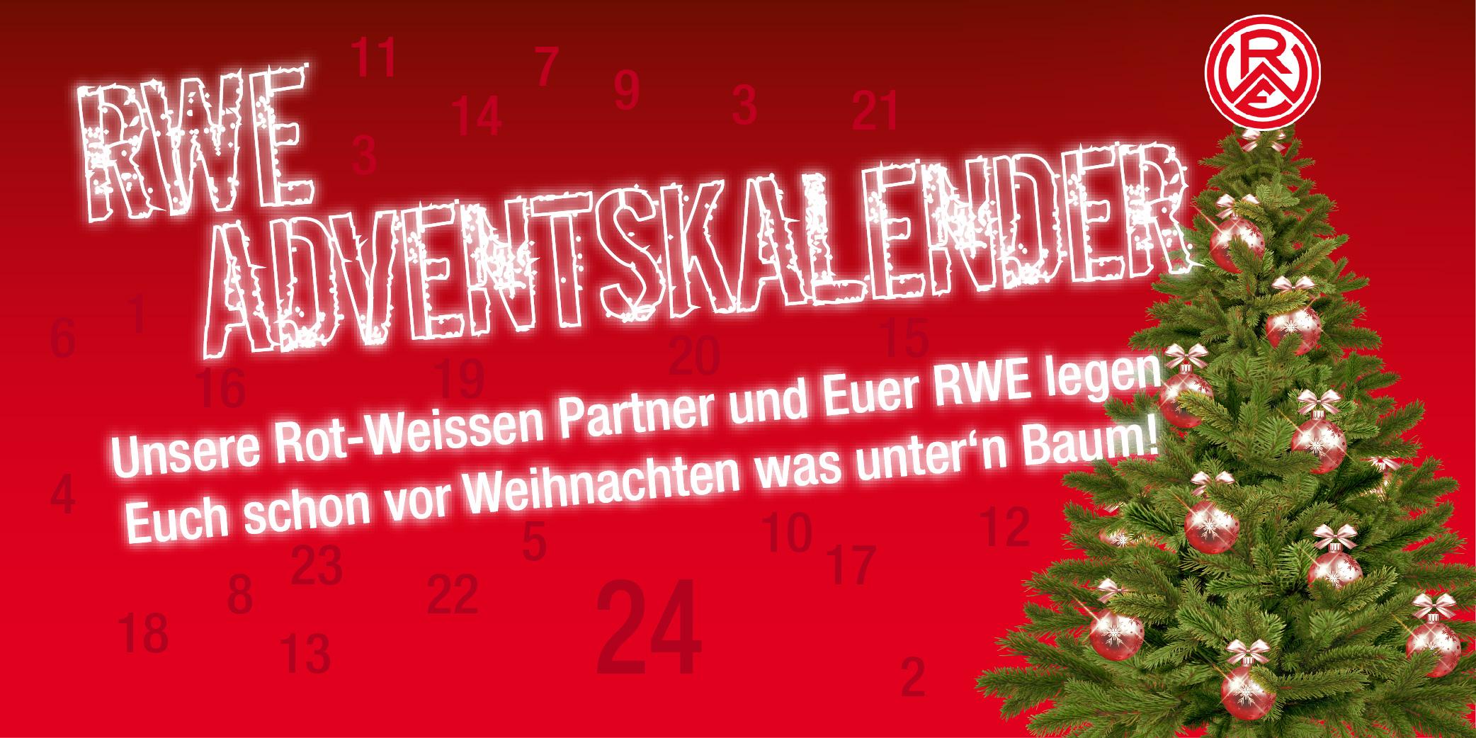 Auch in diesem Jahr können sich RWE-Fans über attraktive Preise freuen.
