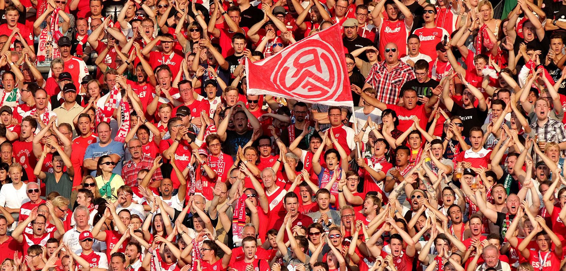 Am Samstag ist Rot-Weiss Essen zu Gast im Paul-Janes-Stadion bei der U23 von Fortuna Düsseldorf. (Foto: Gohl)