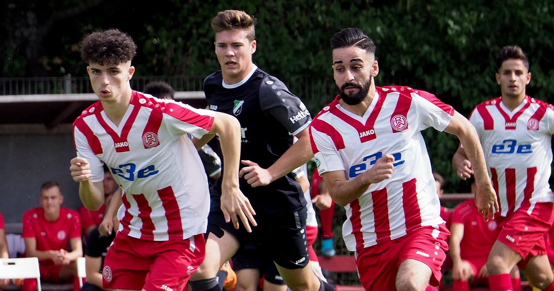 Die RWE-U19 möchte am Sonntag gegen den MSV Duisburg punkten. (Foto: Gohl)