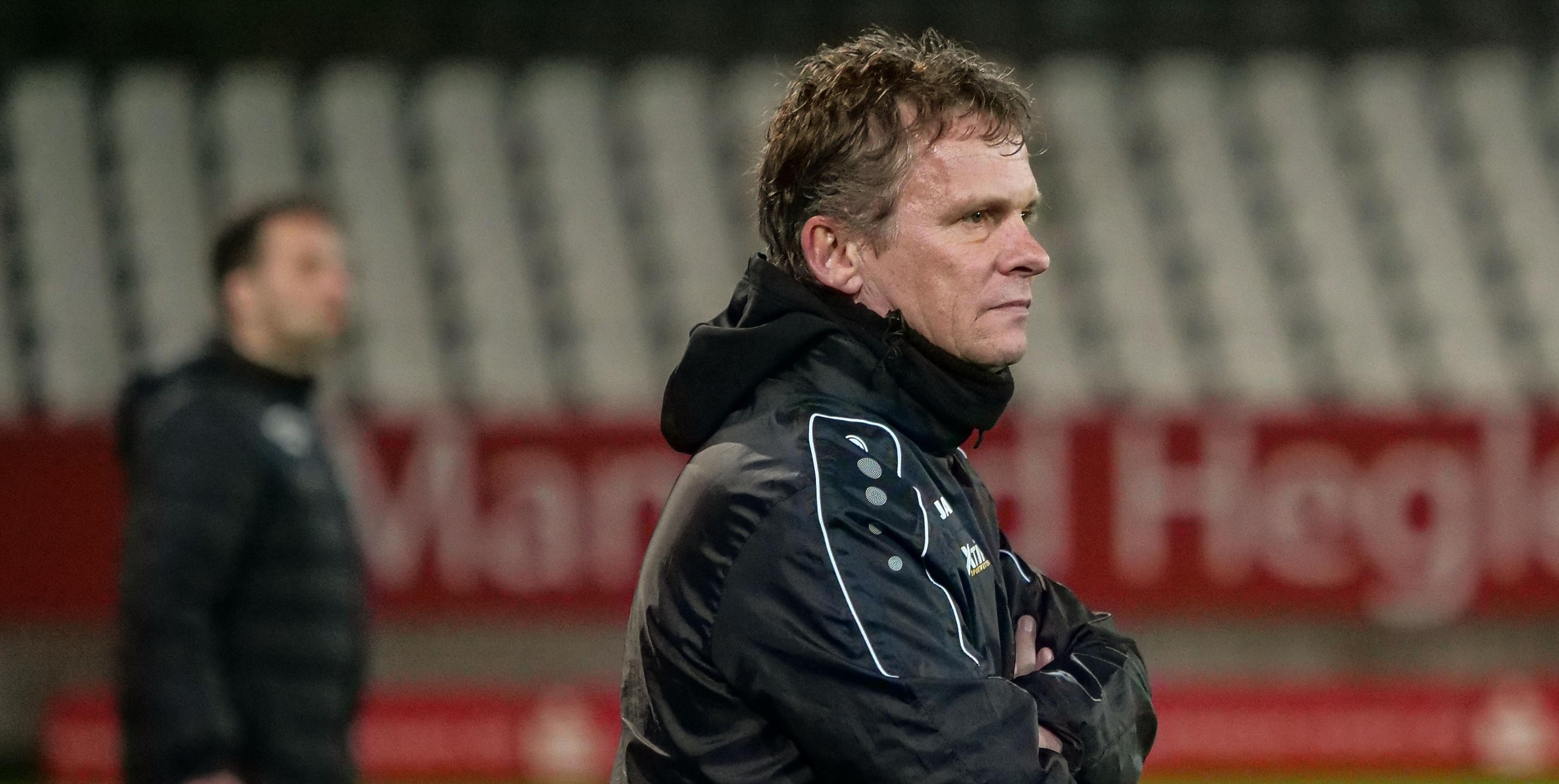 Karsten Neitzel wird gegen den SG Wattenscheid 09 in seinem 45. RWE-Pflichtspiel an der Seitenlinie stehen. (Foto: Gohl)