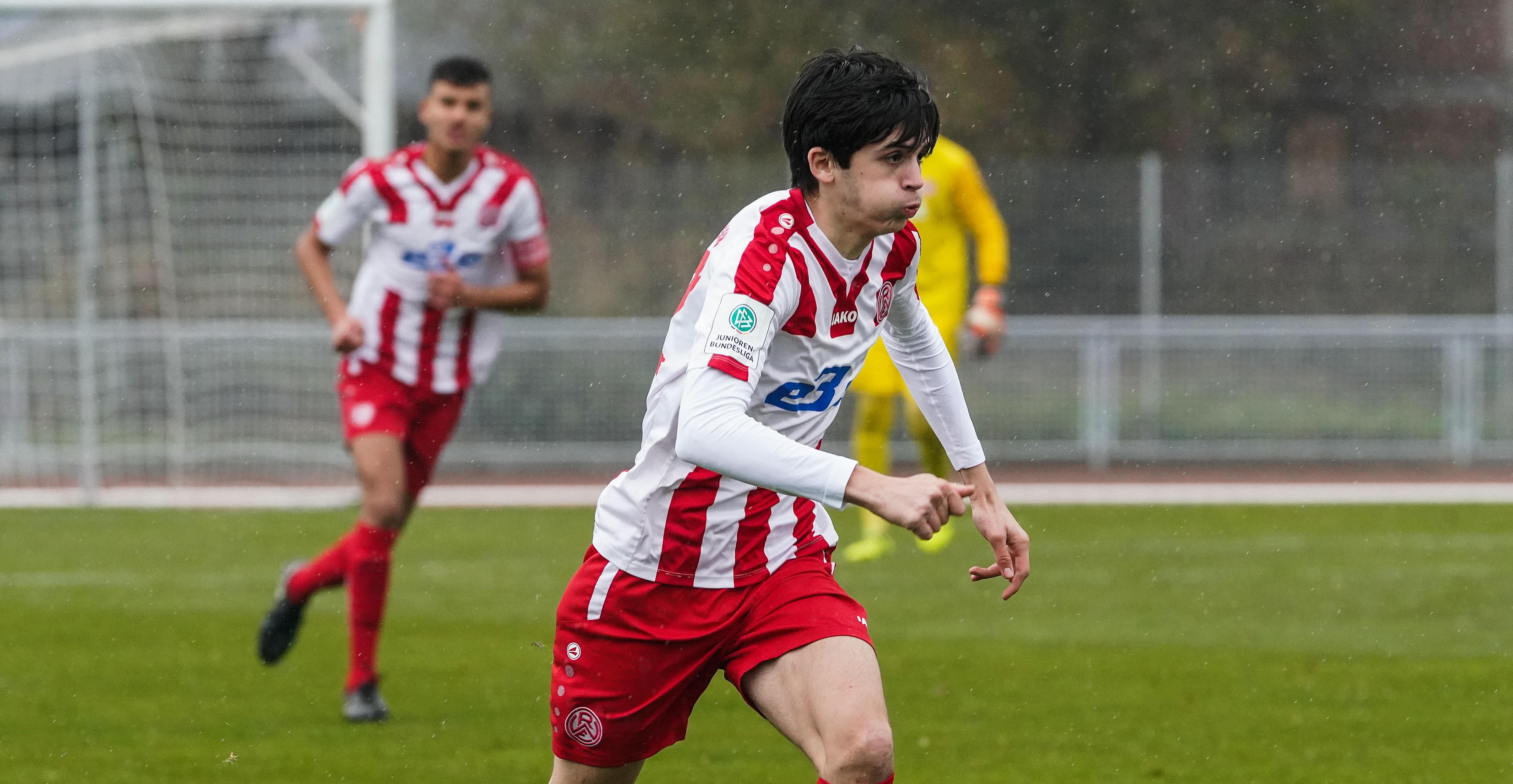 Die Essener U17 spielt am Samstag gegen die starken Kölner um Punkte.