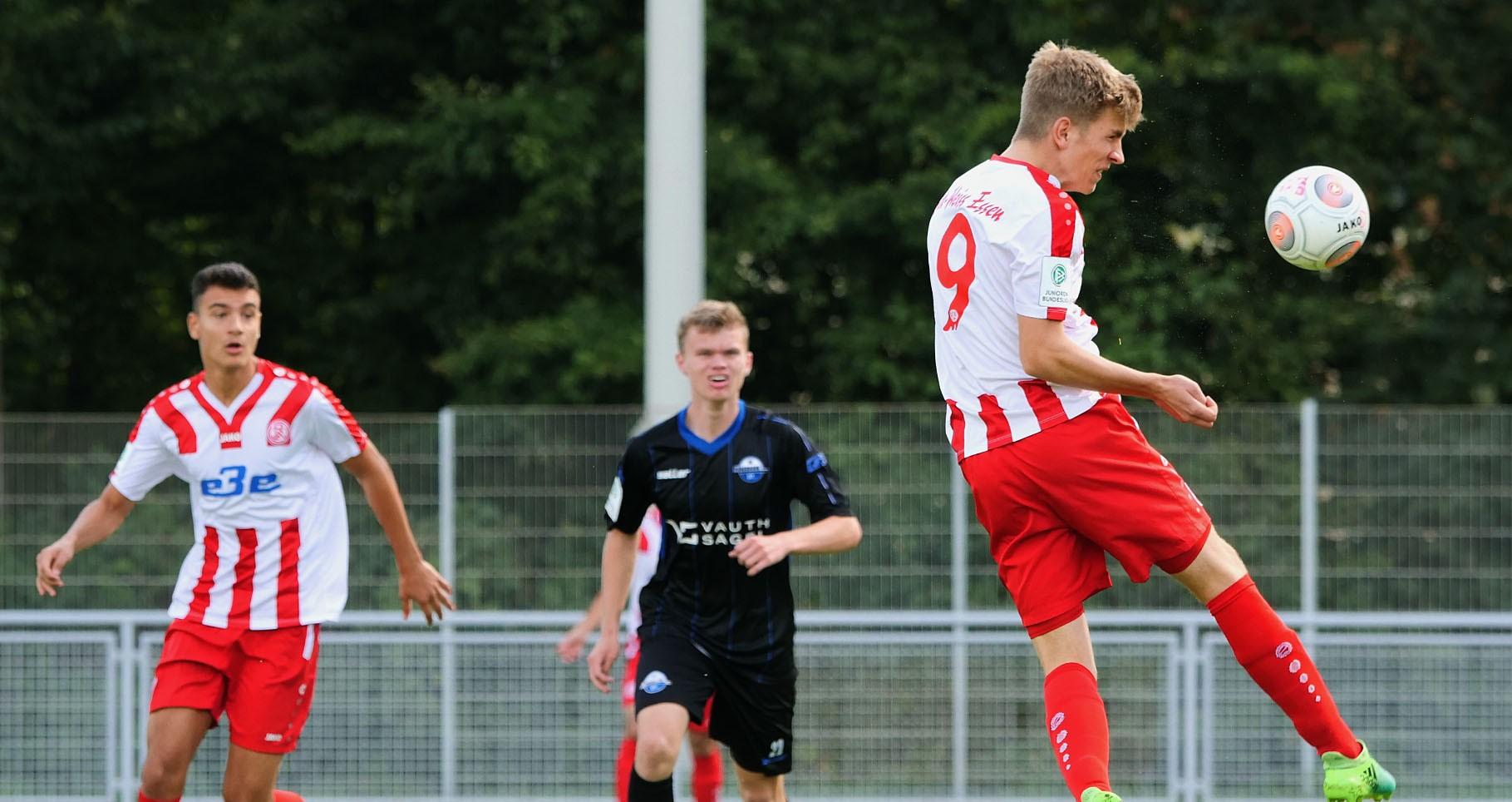 Am Samstag reist die RWE U17 zu Borussia Mönchengladbach. (Foto: Gohl)