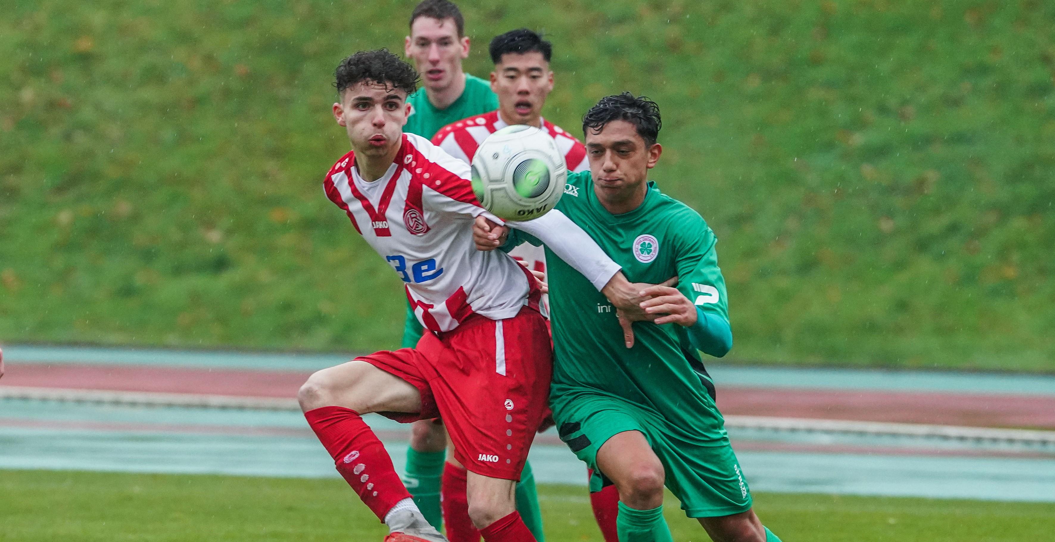 Die letzten Pflichtspielpunkte des Jahres werden für RWE gegen den 1. FC Köln vergeben. (Foto: Gohl)