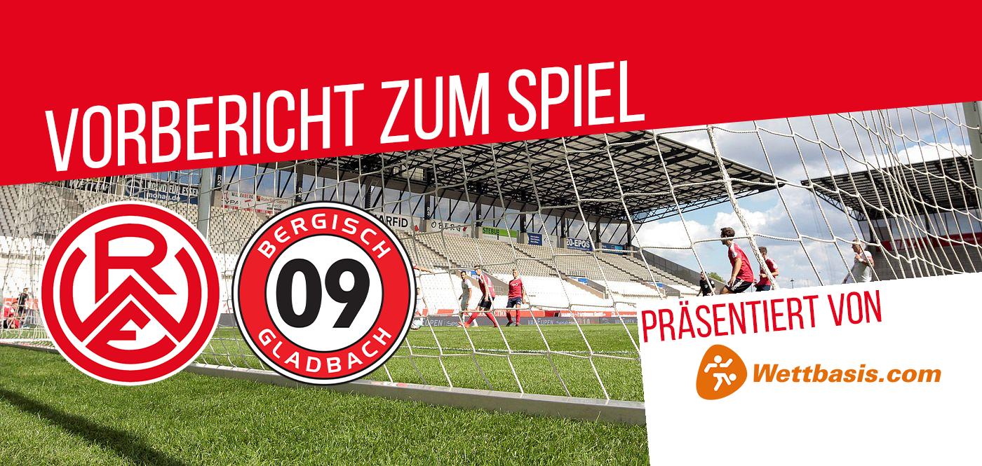 Am Samstag um 14.00 Uhr ist der SV Bergisch Gladbach 09 zu Gast an der Hafenstraße.