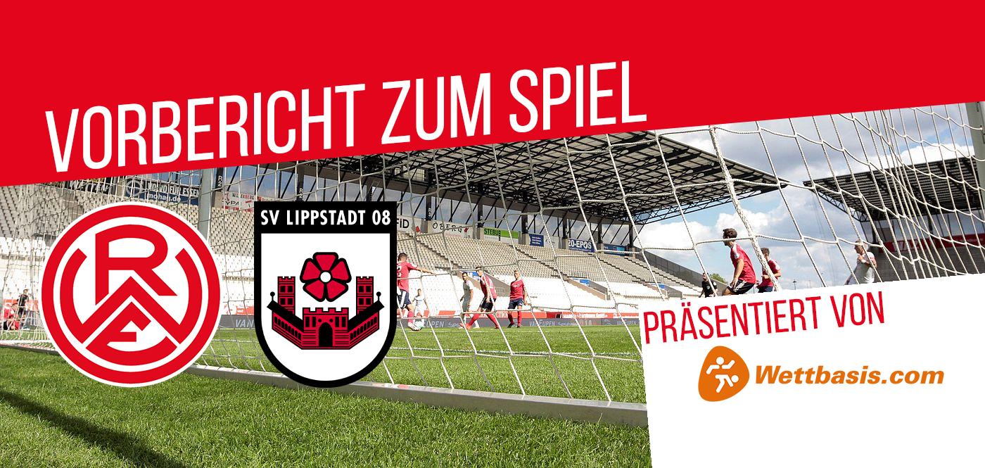 Der Vorbericht zum Heimspiel gegen den SV Lippstadt wird präsentiert von wettbasis.com.